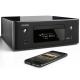 Denon Ceol RCD-N10 Noir - Ampli connecté avec lecteur CD intégré