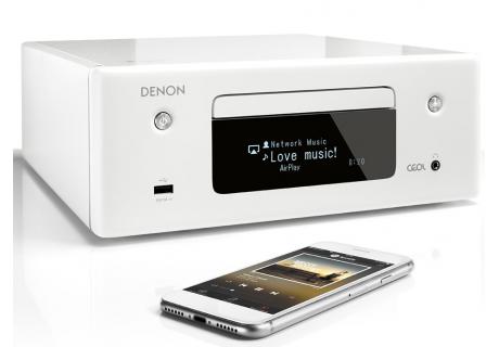 Denon CEOL N10 RCD-HEOS Blanc