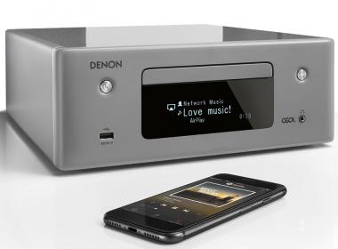 Denon CEOL N10 RCD-HEOS Gris