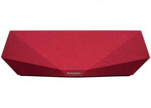 Dynaudio Music 5 rouge - Enceinte Hifi avec lecteur réseau intégré