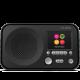 Pure Elan IR3 Noir - Touches mémoires pour les favoris, boutons et molette de navigation