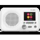 Pure Elan IR3 Blanc - Touches mémoires pour les favoris, boutons et molette de navigation