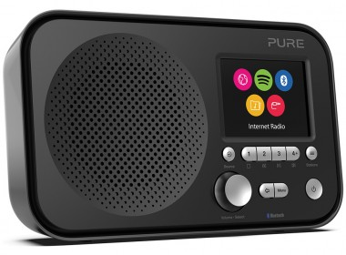 Pure Elan IR5 : Poste de radio Internet avec réception sans fil Bluetooth