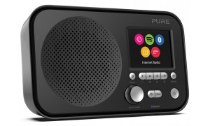 Pure Elan IR5 Bluetooth Noir
