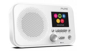 Pure Elan IR5 Bluetooth Blanc