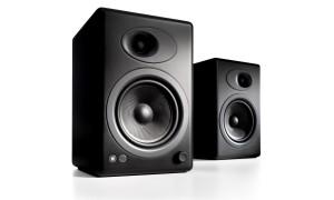 Audioengine A5+ Noir + DAC D1