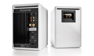 Audioengine A5+ Blanc + DAC D1
