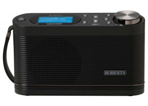 Roberts Stream 104 - Poste de radio numérique WiFi : Internet / DAB+ / FM - Fonctionnement sur secteur ou pile