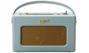Roberts iStream 3 Revival Bleu pastel