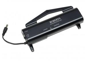 Roberts BP93i / 94i Batterie rechargeable à fixer sur le poste de radio 93i et 94i. Autonomie jusqu'à 10 heures.