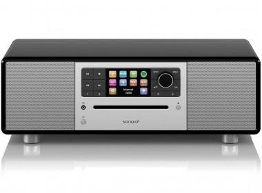Système HiFi tout-en-un pour les sources numériques : radio, wifi, bluetooth et lecteur CD