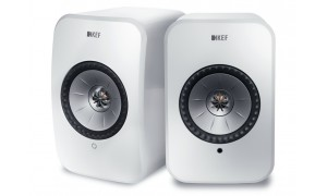 KEF LSX Wireless Blanc