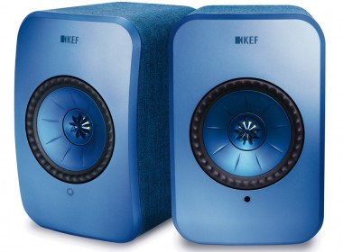 KEF LSX : Enceintes 2x70 Watts WiFi, optique, Bluetooth (la paire)