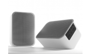 Bluesound Pulse Flex 2i Noir - Pack DUO blanc