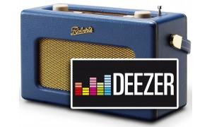 Postes radio Internet compatibles Deezer