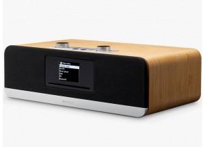 Roberts Stream 67 - Mini-chaine HiFi compacte tout-en-un avec lecteur CD, compatible Deezer, Spotify, Tidal, Amazon Music et com