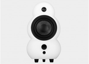 Podspeakers Minipod MK2 Bluetooth Blanc - Enceinte active avec Bluetooth aptX qualité CD