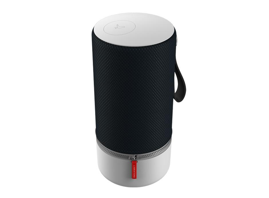Libratone ZIPP 2 - enceinte sans fil WiFi, AirPlay 2 et bluetooth avec batterie intégrée
