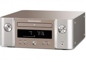 Marantz Melody X M-CR-612 Silver - Ampli Hifi connecté avec lecteur CD intégré bluetooth multiroom Heos aiplay 2