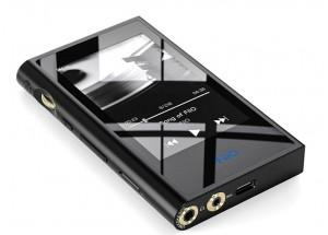 Baladeur FiiO M9 Noir - Audiophile avec lecture jusqu'en DSD 128 et PCM 32 bits / 384 kHz