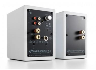 Audioengine A2+ Paire d'enceintes compactes amplifiées avec DAC USB intégré 2 x 15 W