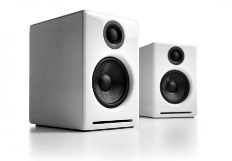 Audioengine A2+ Wireless Blanc