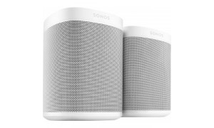 Sonos One SL- Pack Duo Blanc