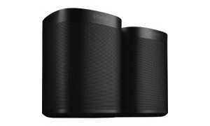 Sonos One SL- Pack Duo Noir