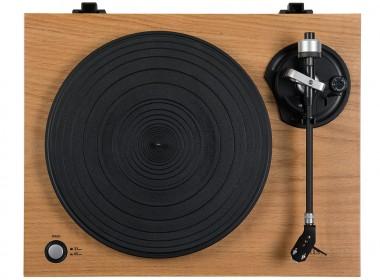 Roberts RT100 : Platine vinyle avec préampli phono et sortie numérique USB
