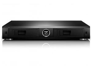 Zappiti Duo 4K HDR - Lecteur réseau vidéo et multimédia avec interface Media Center et gestion de filmothèque automatique
