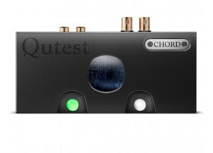 Chord Qutest DAC USB asynchrone HD 32 bits / 768 kHz pour streamer HiFi, ordinateur, smartphone et tablette