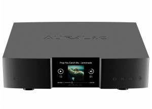 Auralic Aries G2 - Streamer audiophile 32 bits / 384 kHz - UPnP / DLNA - Roon - AirPlay avec stockage interne sur disque mémoire
