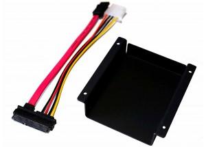 Kit de montage pour disque SSD et disque dur au format 2,5 pouces pour le lecteur Auralic Altair G1