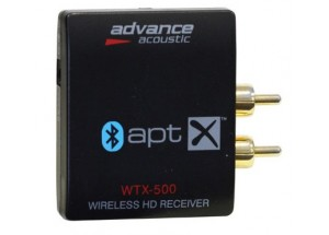 Advance Acoustic - Récepteur bluetooth WTX-500