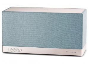 Triangle AIO 3 Bleu Arctique - enceinte connectée WIFi et Bluetooth compatible Deezer, Qobuz, Tidal et Spotify