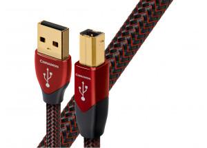 Audioquest Cinnamon : USB A pour la source - USB B pour le DAC