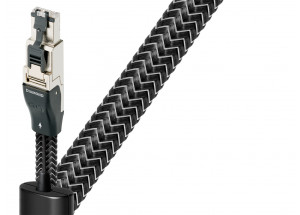 AudioQuest Diamond RJ/E - câble réseau Ethernet RJ45 pour la HiFi et l'audio-vidéo