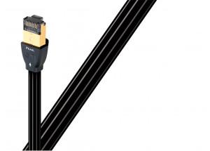 AudioQuest Pearl RJ/E - câble réseau Ethernet RJ45 pour la HiFi et l'audio-vidéo