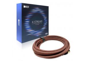 KEF K-Stream - câble inter-enceinte haute performance par Chord Compagny - câble réseau RJ45