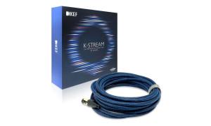 KEF K-Stream Noir / Bleu