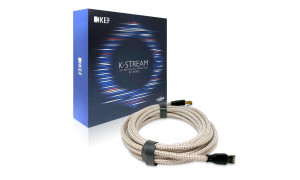 KEF K-Stream Blanc / Gold