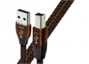 Audioquest Coffee : USB A pour la source - USB B pour le DAC