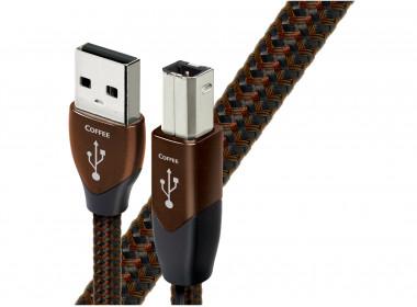 AudioQuest USB A - B Coffee