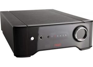 Ampli HiFi Rega Brio R - 2 x 50 Watts en analogique Classe A - 5 entrées audio dont un étage PHONO. Ampli casque intégré