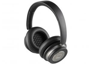 Dali IO-6 Noir - Casque HiFi avec réception sans fil Bluetooth HD