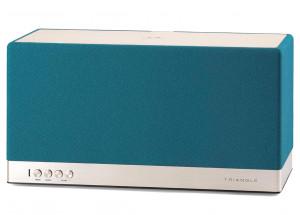 Triangle AIO 3 Bleu émeraude - enceinte connectée WIFi et Bluetooth compatible Deezer, Qobuz, Tidal et Spotify