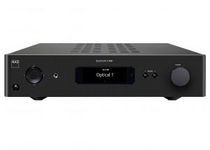 NAD C658 - Lecteur réseau HiFi avec DAC Sabre audiophile 32 bits et correction acoustique DIRAC