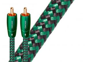 AudioQuest Chicago RCA - câbles stéréo à câble séparé
