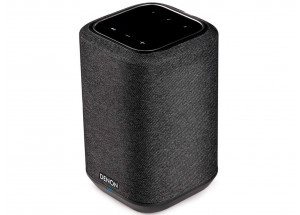 Denon HOME 150 Noir - Enceinte connectée WiFi, AirPlay 2, Bluetooth et multiroom HEOS