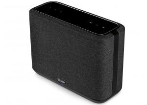 Denon HOME 250 Noir - enceinte stéréo connectée WiFi, AirPlay 2, Bluetooth et multiroom HEOS